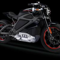 #PHOTO: Harley-Davidson Motorcycles goes Electric