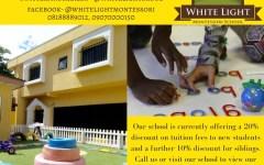 While Light Montessori School
