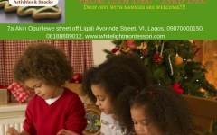 White Light Montessori school Xmas Playdates
