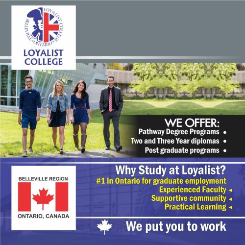 Study At Loyalist College