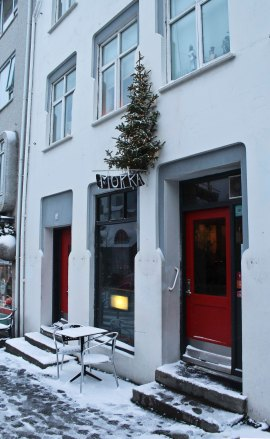 Most famous cafe - Mokka...