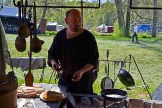 ...Medieval food