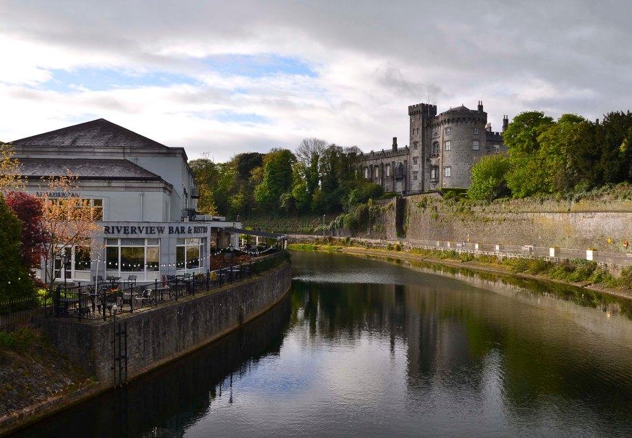 Kilkenny Castle, 12th C