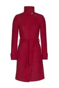 Manteau matelassé zippé