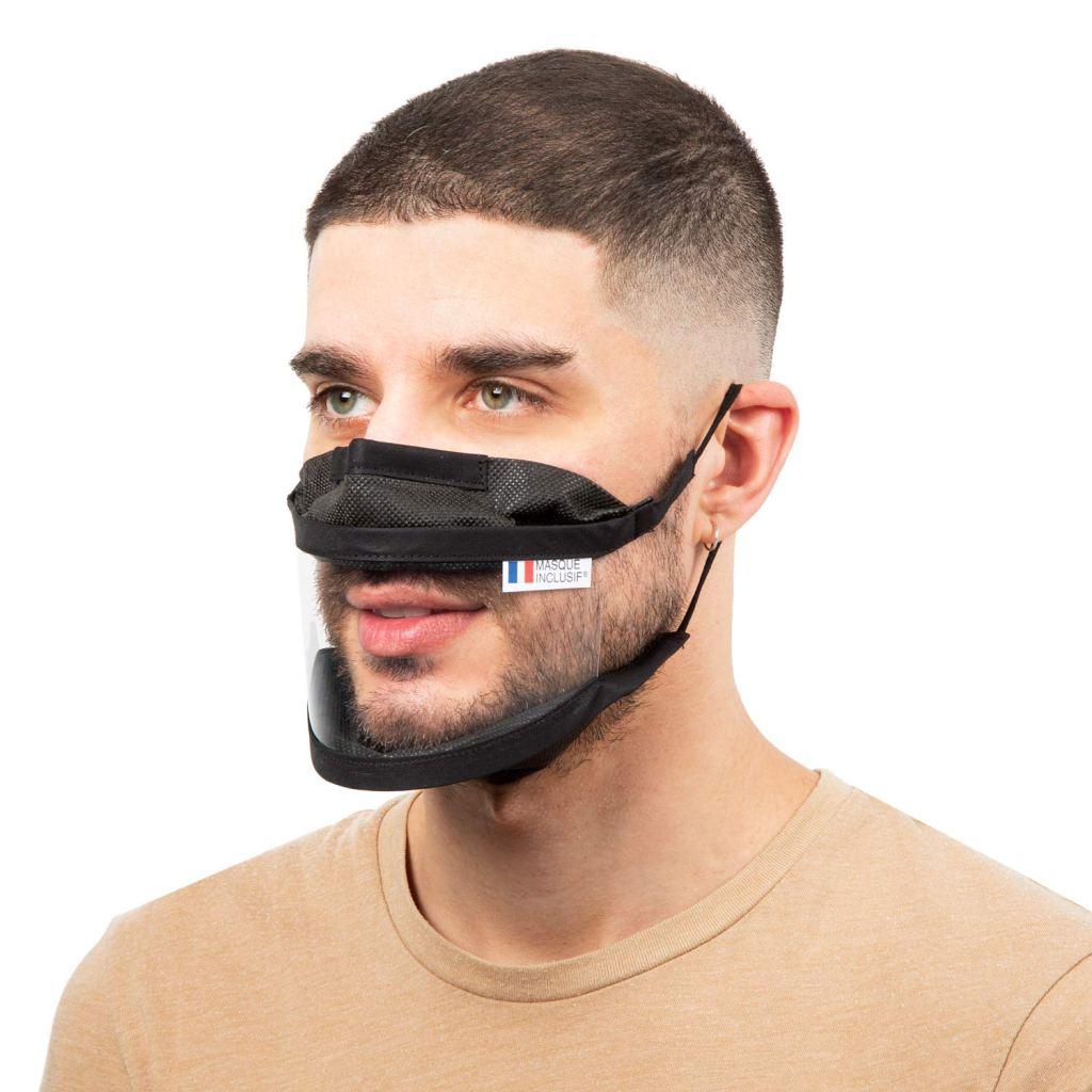 Masque inclusif grand public