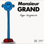 Monsieur Grand, par Roger Hargreaves