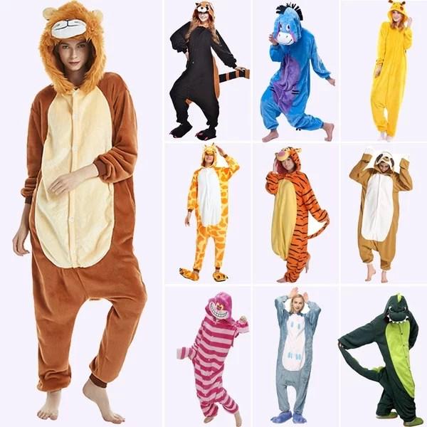 Pyjama adulte animal