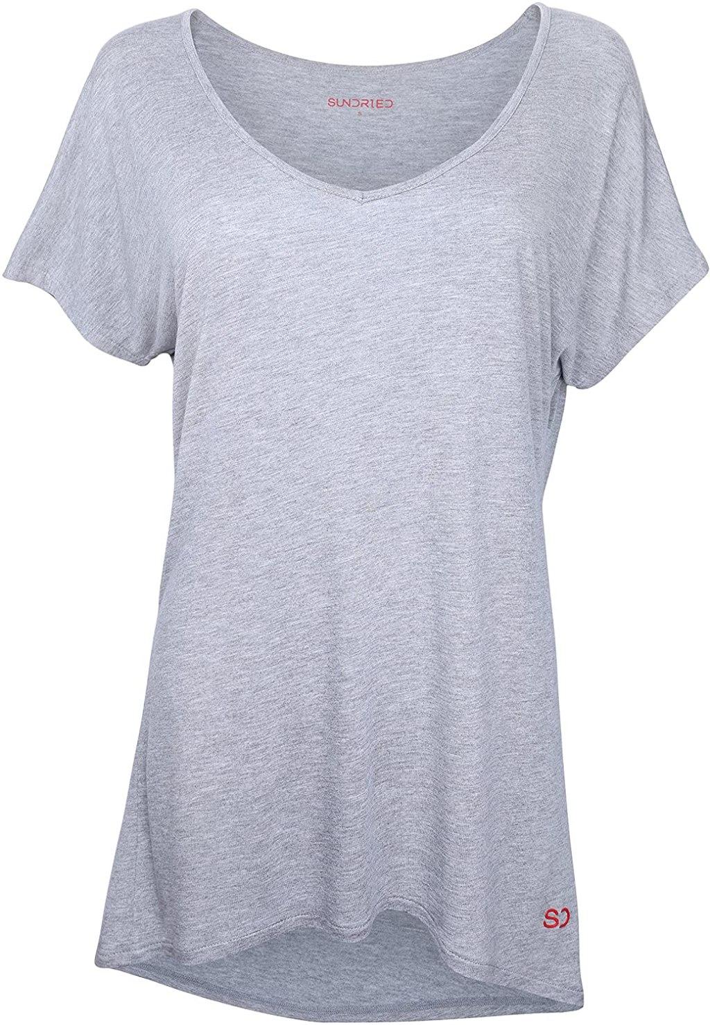 Teeshirt long femme