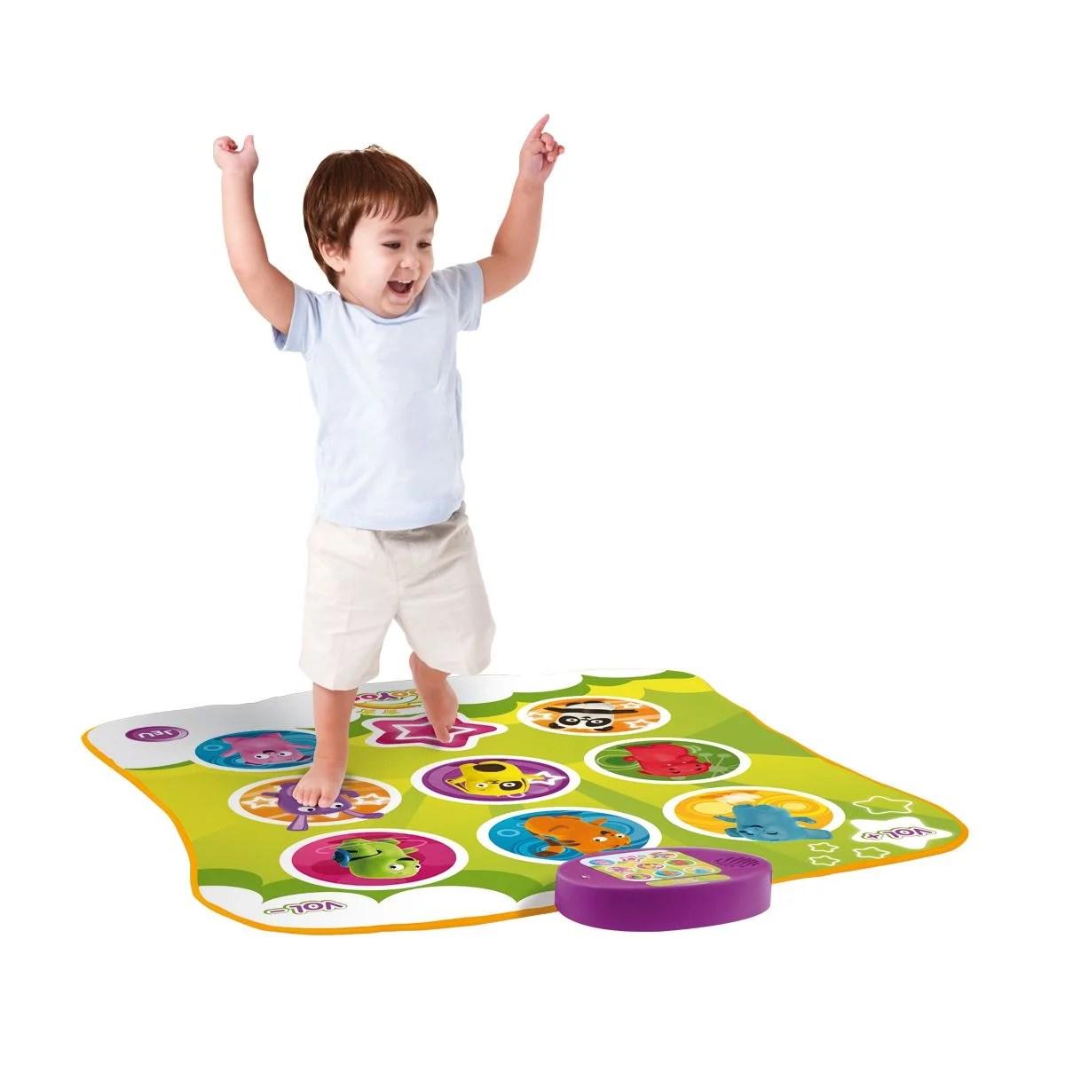 tapis de danse interactif