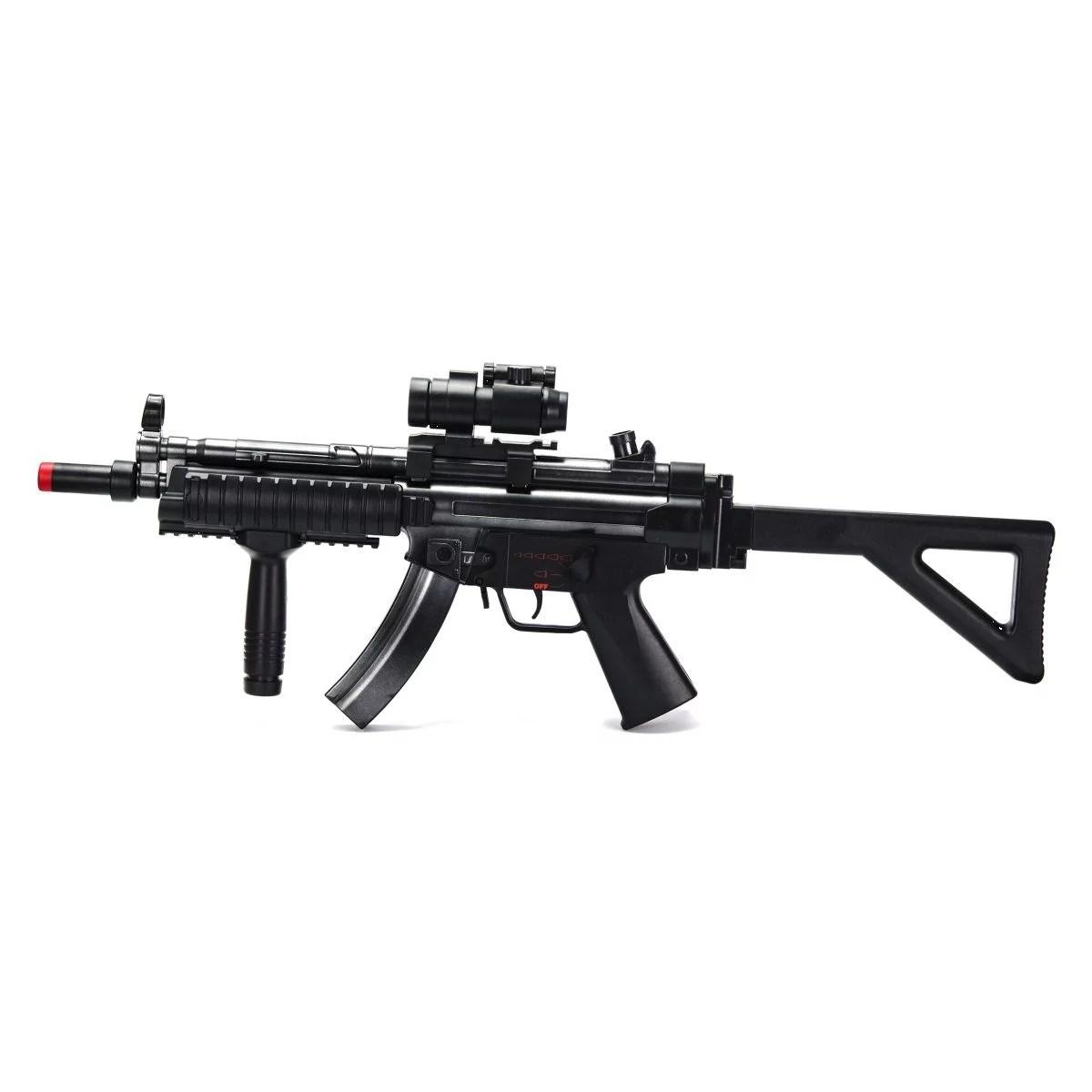 fusil d assaut sonore