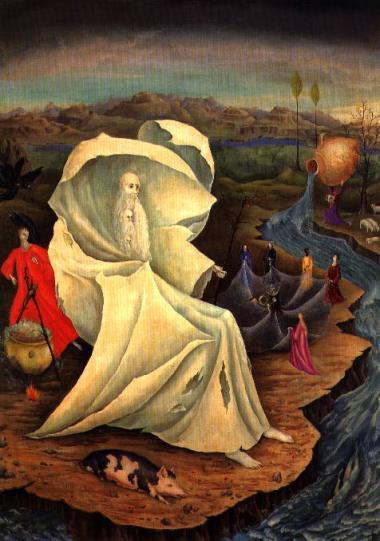 Leonora Carrington - pinturas (16)