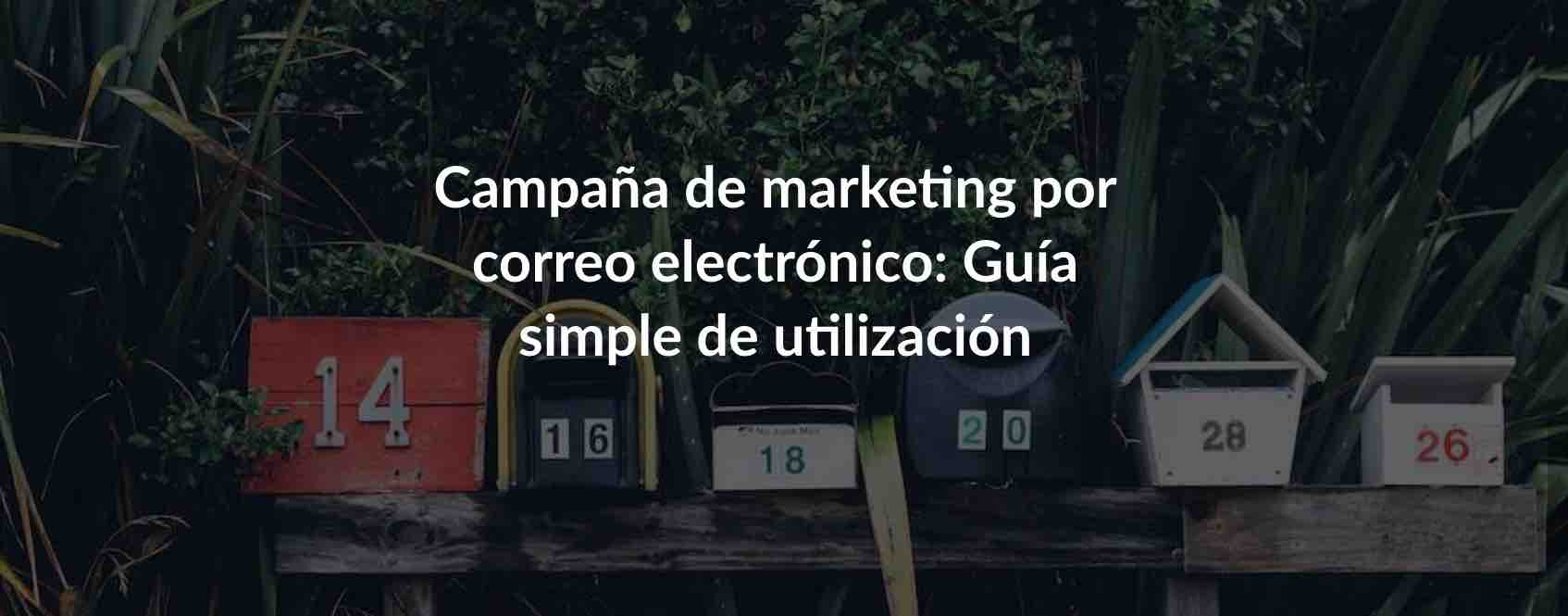 Ejemplos de Inbound Marketing email-marketing-inbound-marketing