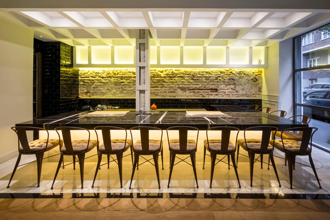 Kappo  Restaurante de cocina japonesa en Chamber