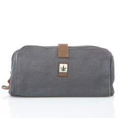 sac cosmétique PURE HF-0040 gris chanvre 01