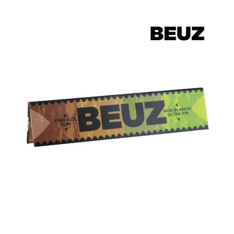 Feuilles à rouler King Size Beuz brown