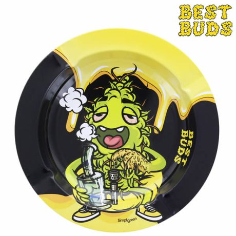 Cendrier métal Best Buds Dab all Day