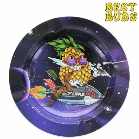 Cendrier métal Best Buds Superhigh Pineapple express
