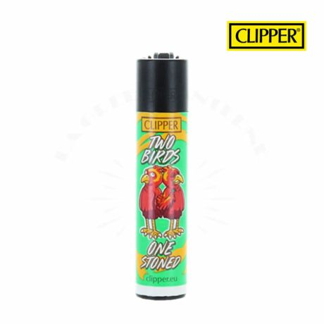 """Clipper two animals """"two birds"""""""