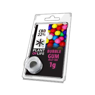 Bubble Gum jelly 22% cbd 1g