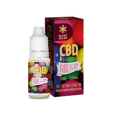 Bubble gum e-liquide cbd 100mg