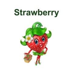strawberry cbd