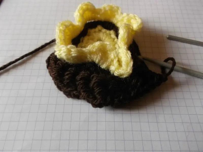 Freeform KAL gilet au crochet -2-