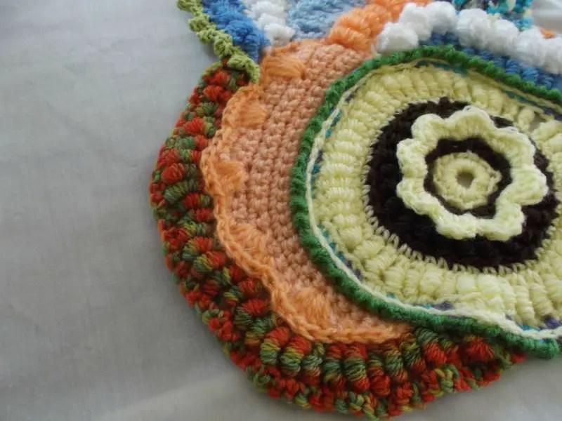 Freeform Kal gilet au crochet -12-