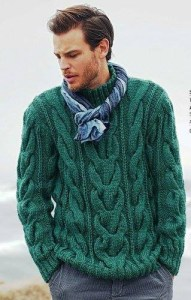 tricot facile homme