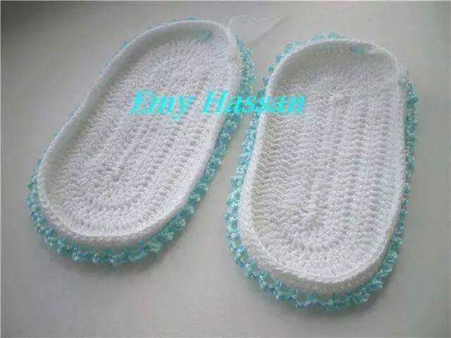 Crochet des chaussons de Princesse