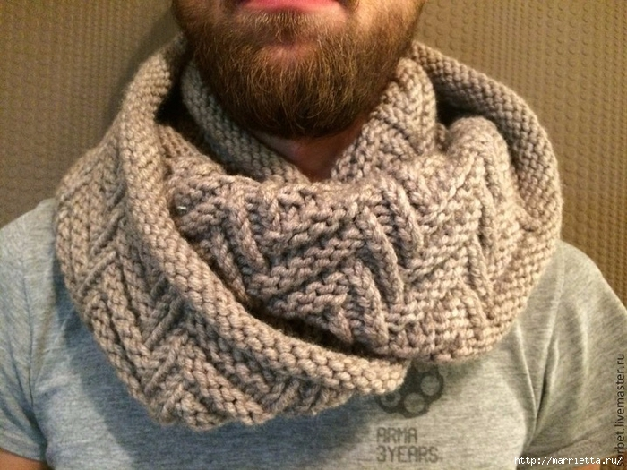 snood-homme