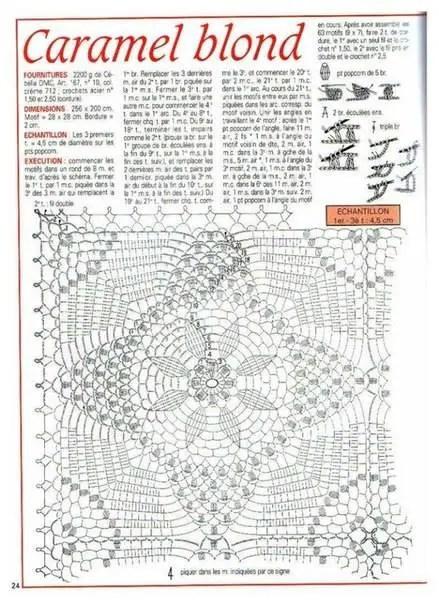 Une tunique faites de 4 carrés