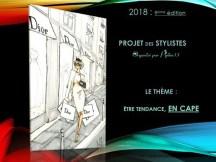 Lancement du défi styliste de Pipiou 2018