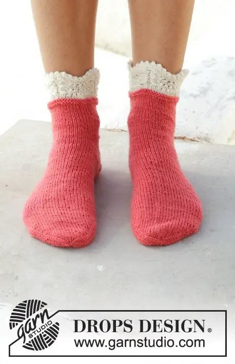 des chaussettes toutes mignonnes pour nos pieds