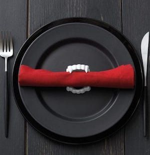 le repas de famille des Al O'Ween