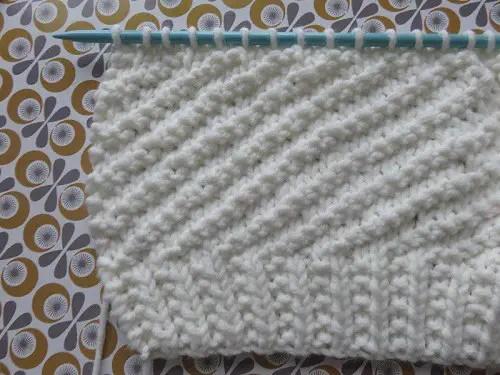 le bonnet Polar Express au tricot