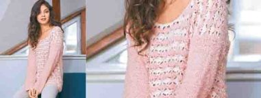 Le pull cocooning tout doux