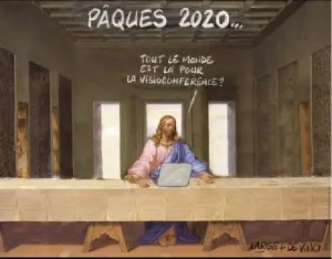 Très bon lundi de Pâques 2020