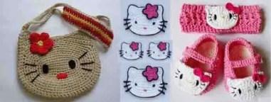 Quelques modèles Hello Kitty