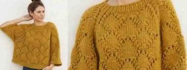 Un point de tricot facile et original