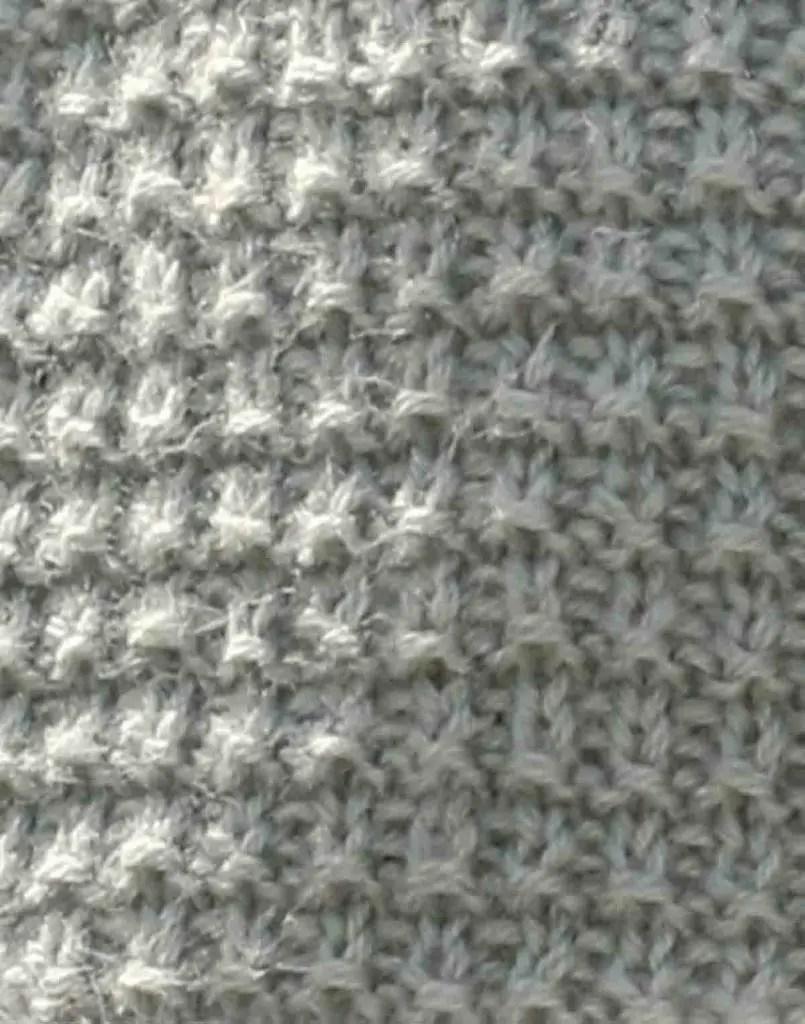 au tricot blazer femme