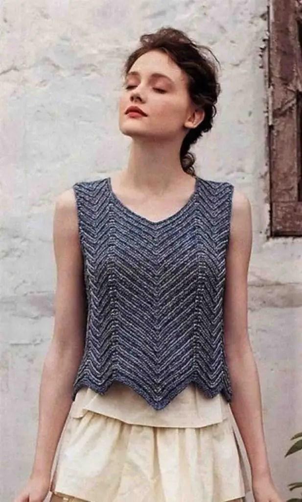 Idée tricot chic gratuit.