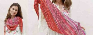 Foulard femme design
