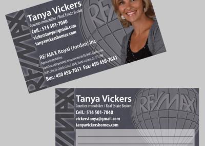 Tanya Vickers