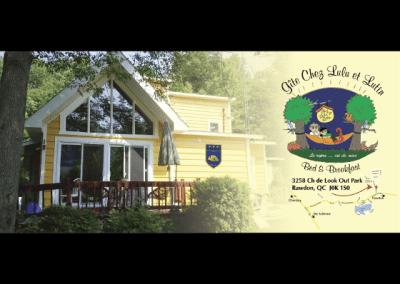 Gîte Chez Lulu et Lutin