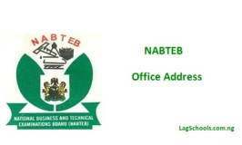 Address of NABTEB Offices in Nigeria