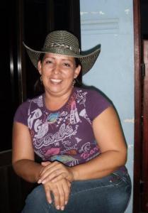 Claudia Patricia Parra Garzón.