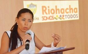 Karen Karina Redondo Medina.