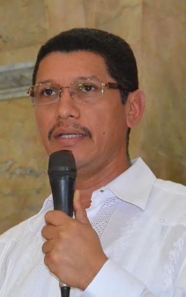 Eliecer Quintero Vázquez, secretario de Gobierno