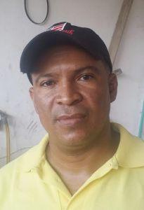 Eduardo Ordoñez, también hace parte del gremio de mototaxistas.