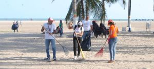 Al finalizar la Jornada se pudo reflejar el trabajo realizado por todos los que hicieron parte de la actividad.